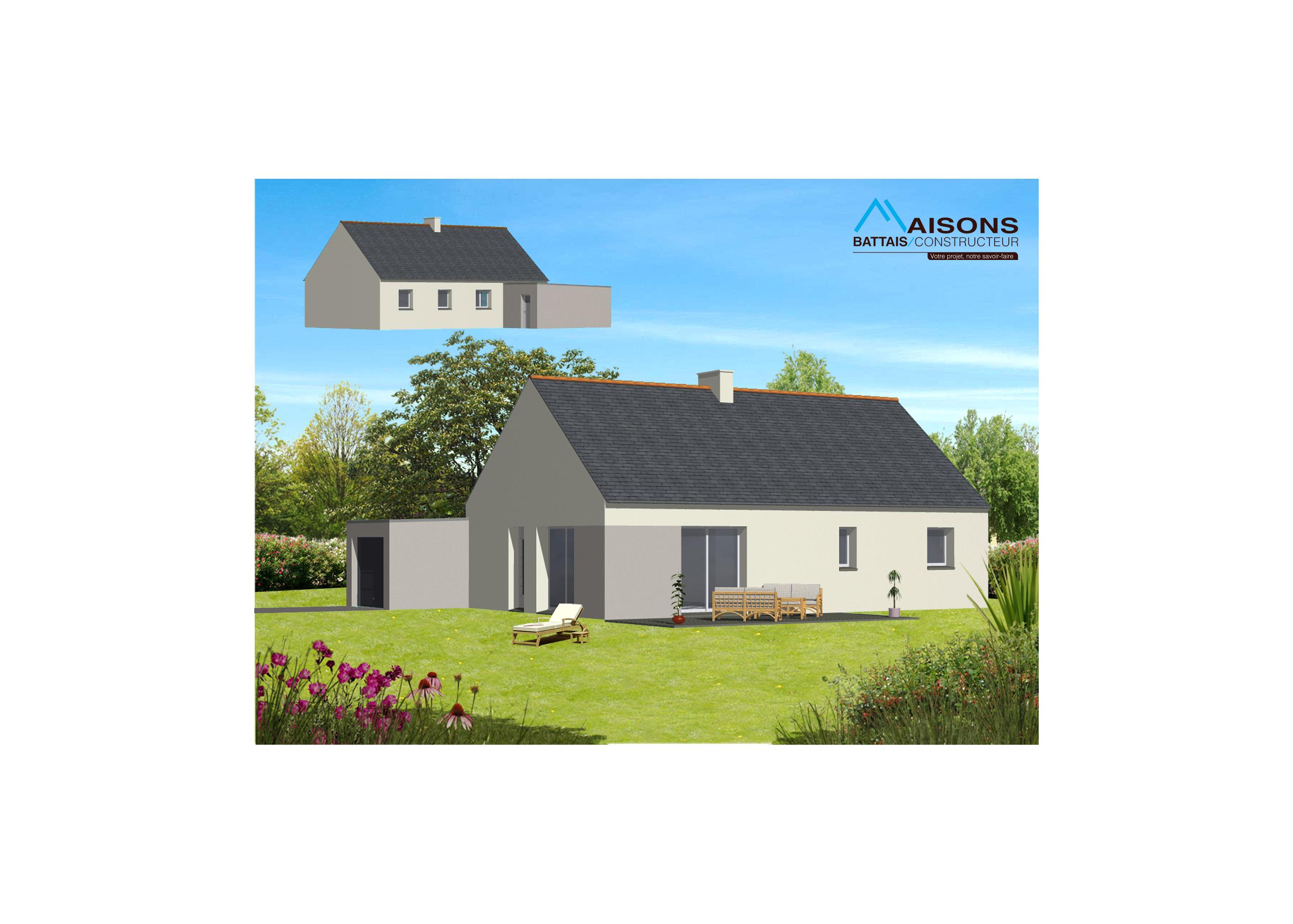 Constructeur maison individuelle fougeres for Constructeur maison individuelle 12