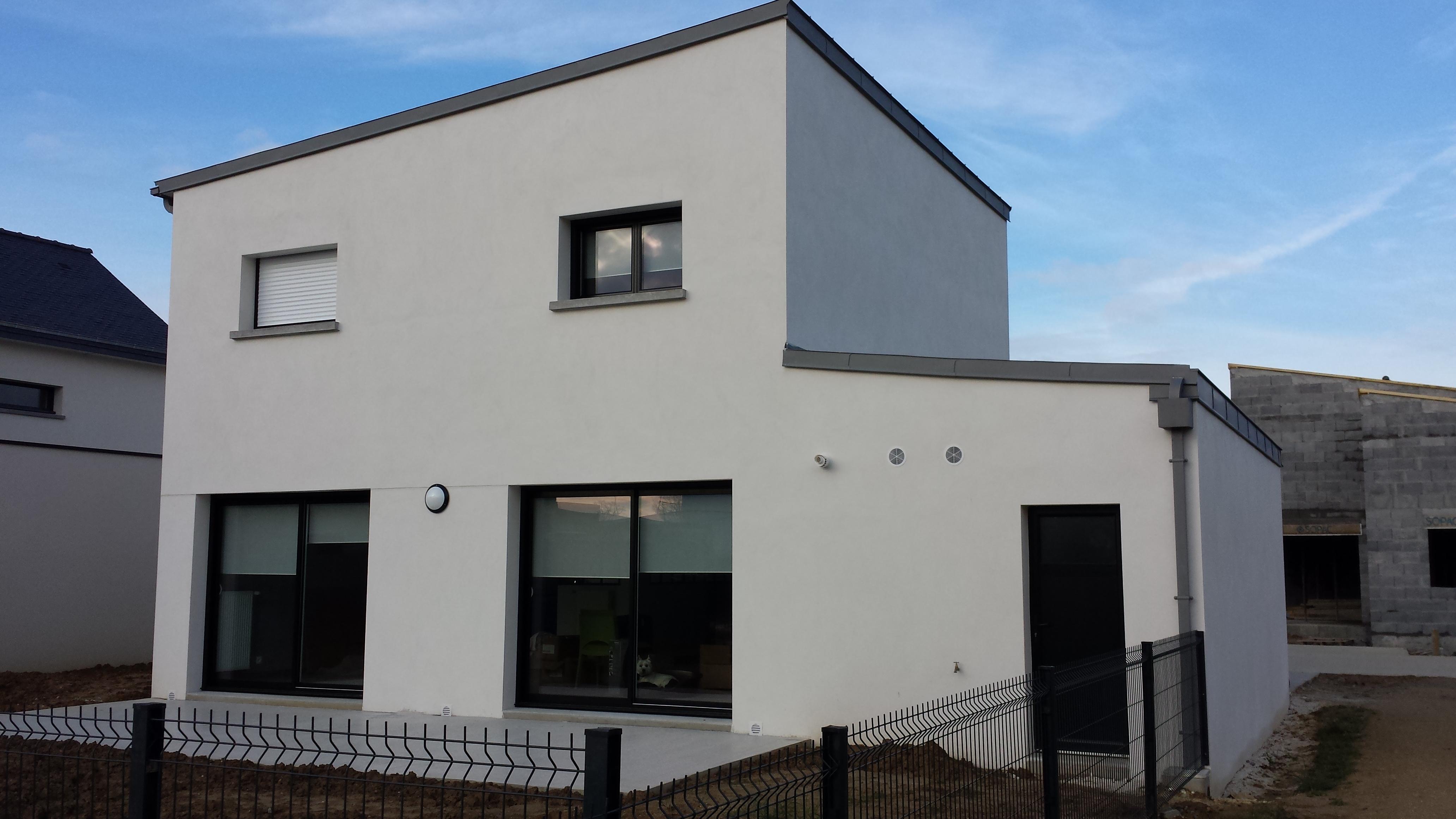 Constructeur de maison foug res maisons battais 35 for Constructeur maison contemporaine rennes