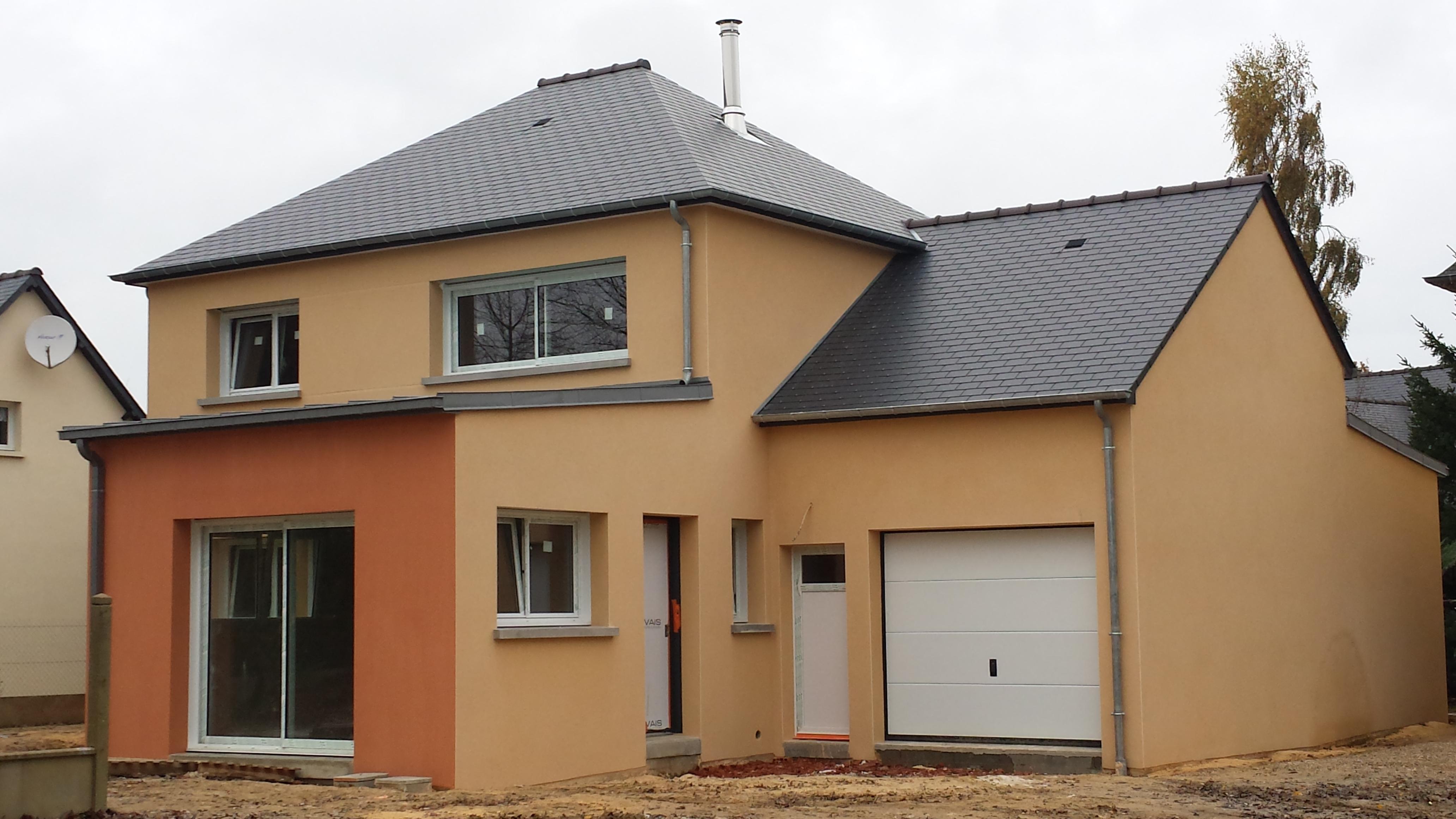 6014 maisons battais constructeur ille et vilaine for Constructeur maison 42