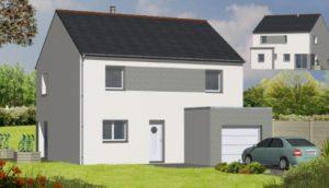 Maisons Battais construction maison 35 Lecousse 750