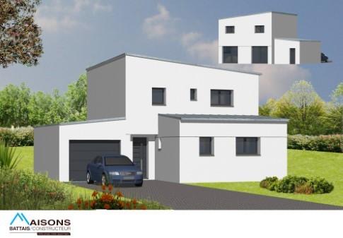 JPB MAISON BATTAIS Agrandissement De Maison 35 IMG 27 2