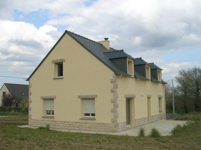 JPB MAISON BATTAIS Agrandissement De Maison 35 IMG1 33