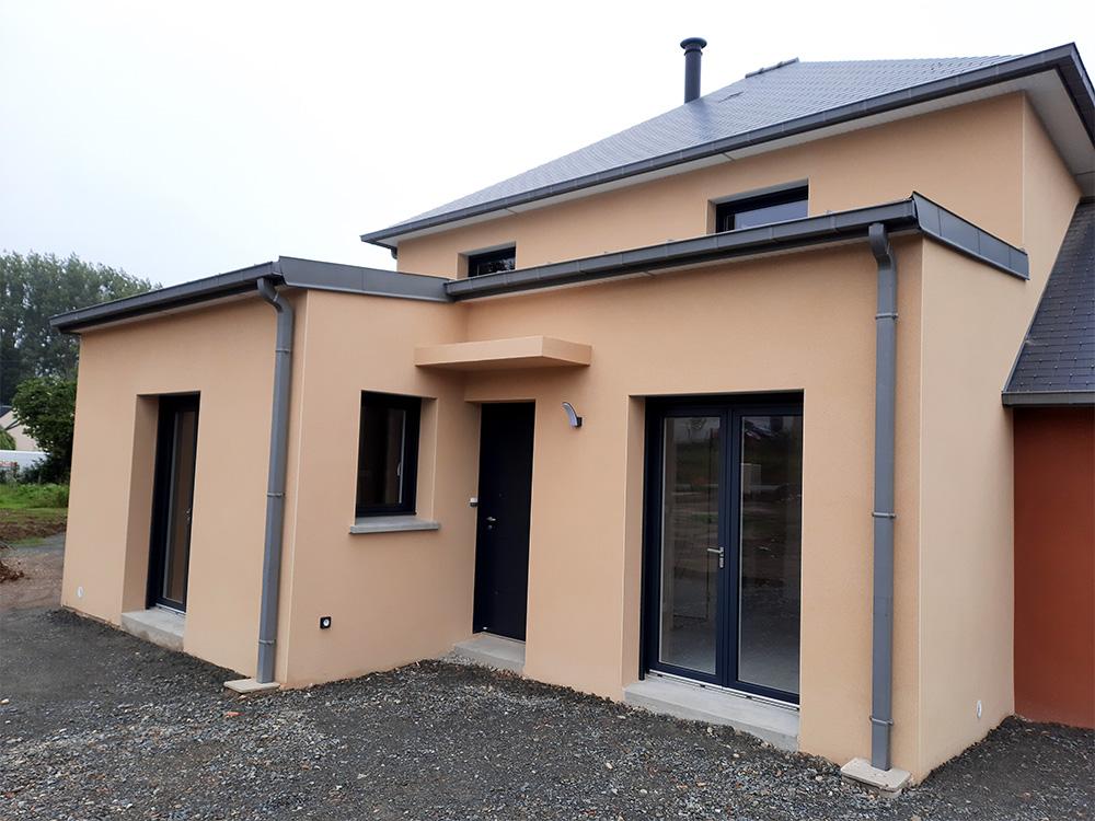 JPB MAISON BATTAIS Agrandissement De Maison 35 Construction Maisons 1