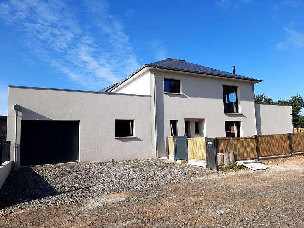JPB MAISON BATTAIS Agrandissement De Maison 35 Construction Maisons 10
