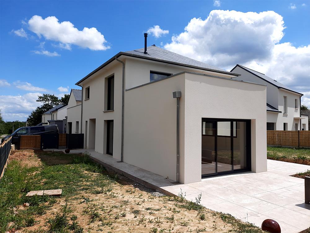 JPB MAISON BATTAIS Agrandissement De Maison 35 Construction Maisons 12