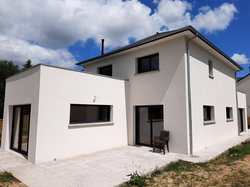 JPB MAISON BATTAIS Agrandissement De Maison 35 Construction Maisons 14