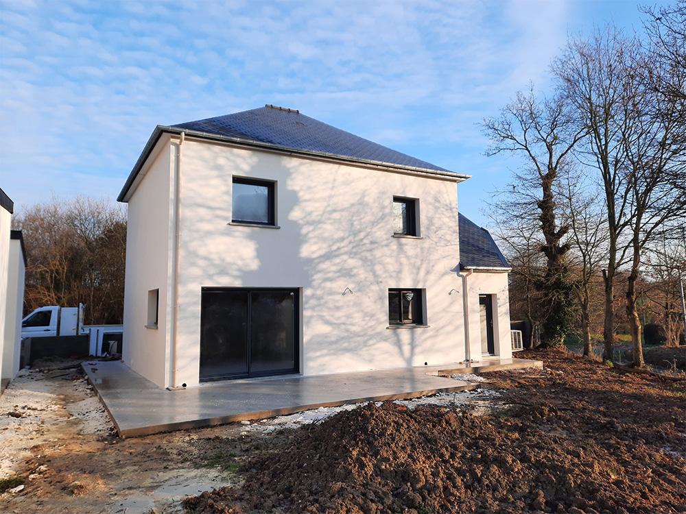 JPB MAISON BATTAIS Agrandissement De Maison 35 Construction Maisons 16