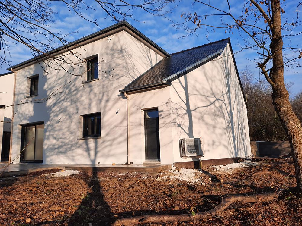 JPB MAISON BATTAIS Agrandissement De Maison 35 Construction Maisons 17