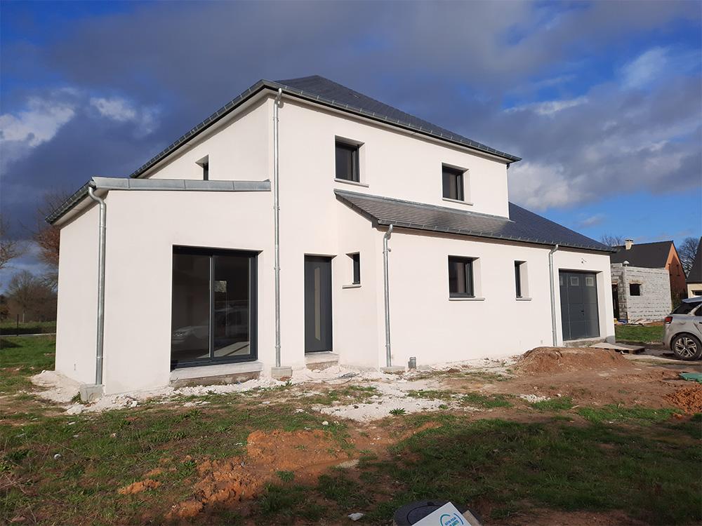 JPB MAISON BATTAIS Agrandissement De Maison 35 Construction Maisons 18