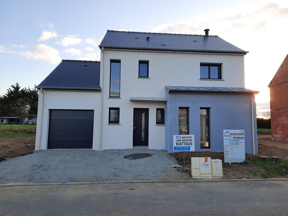 JPB MAISON BATTAIS Agrandissement De Maison 35 Construction Maisons 21