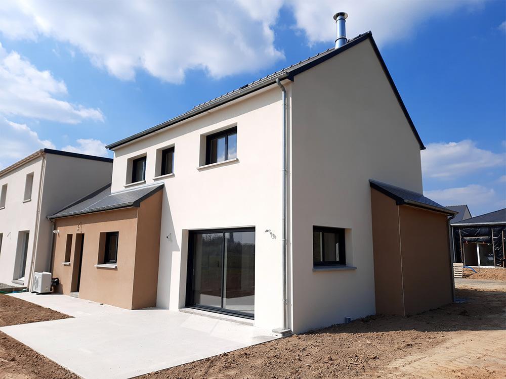 JPB MAISON BATTAIS Agrandissement De Maison 35 Construction Maisons 25