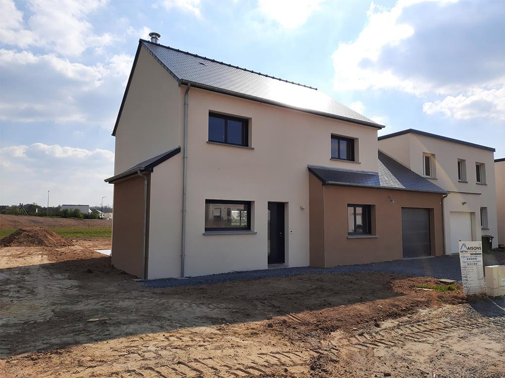 JPB MAISON BATTAIS Agrandissement De Maison 35 Construction Maisons 27