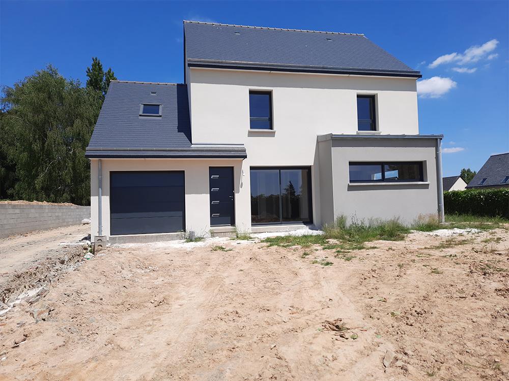 JPB MAISON BATTAIS Agrandissement De Maison 35 Construction Maisons 29