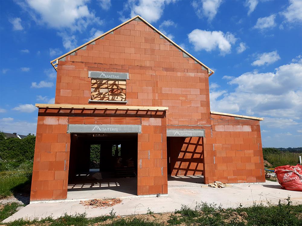 JPB MAISON BATTAIS Agrandissement De Maison 35 Construction Maisons 7
