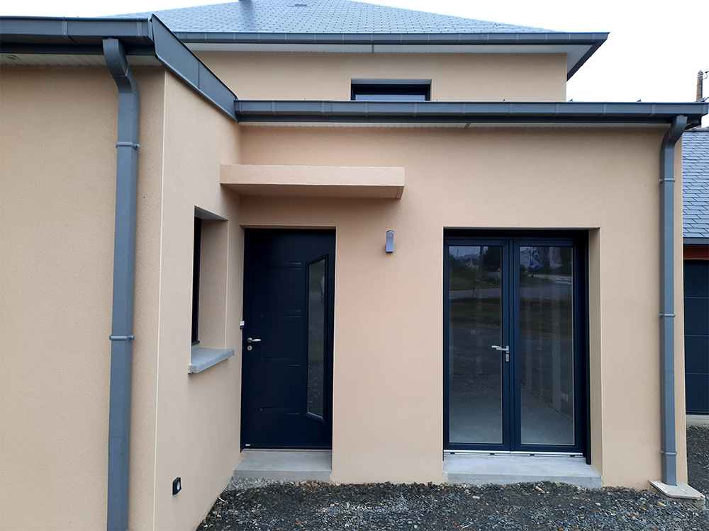 JPB MAISON BATTAIS Agrandissement De Maison 35 Construction Maisons 8