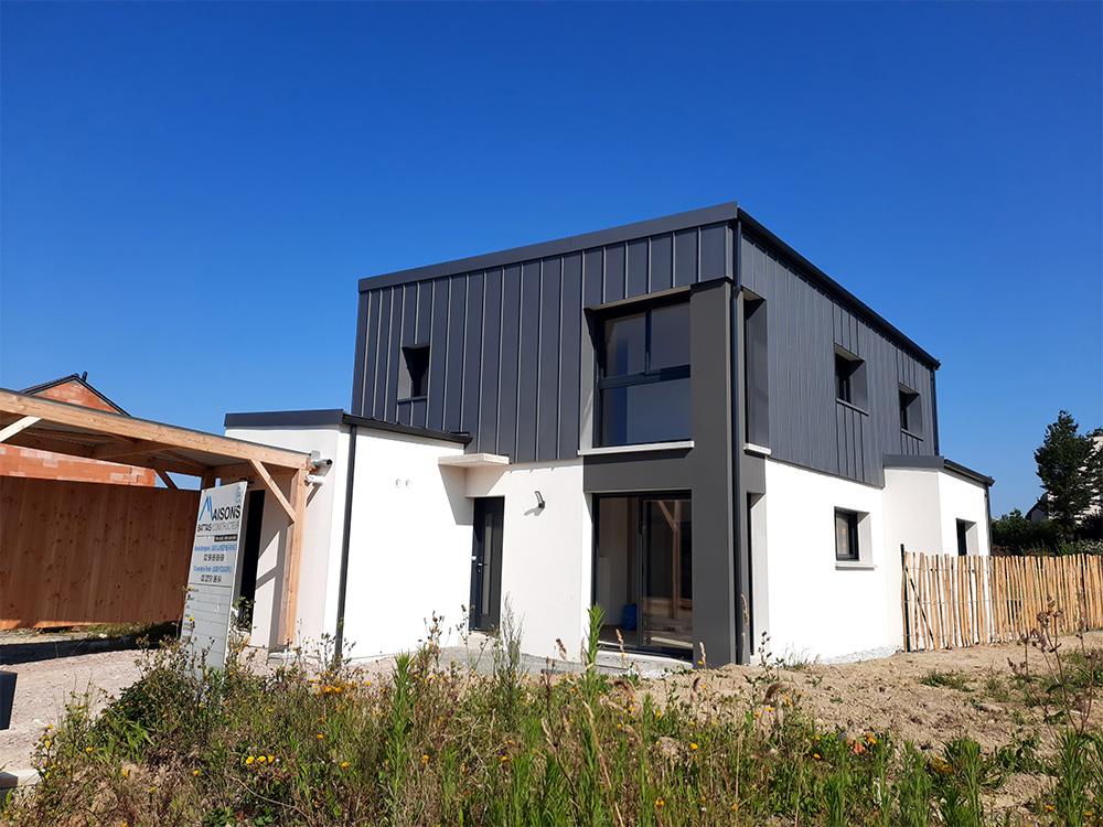 JPB MAISON BATTAIS Agrandissement De Maison 35 Construction Maisons 9